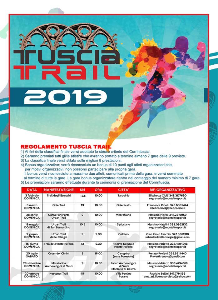 Fiasp Calendario 2020.Calendario Corrintuscia 2019